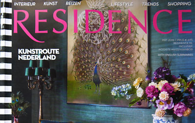 Feature artikel over Bel Ami in Residence